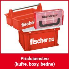 Príslušenstvo (kufre, boxy, bedne)